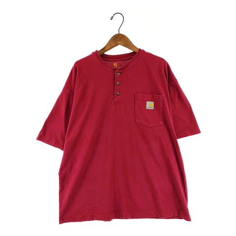 Carhartt red T【used】