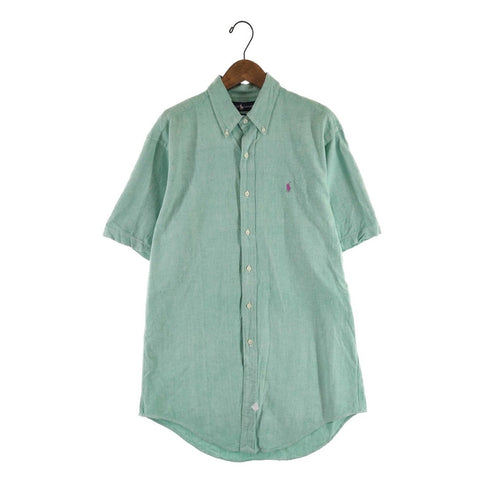 Ralph green shirt【used】