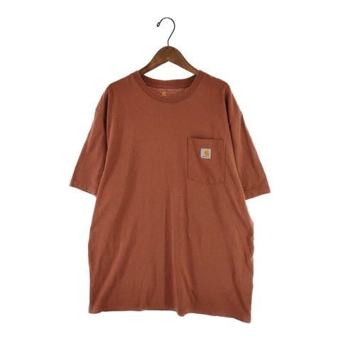 Carhartt orange T【used】
