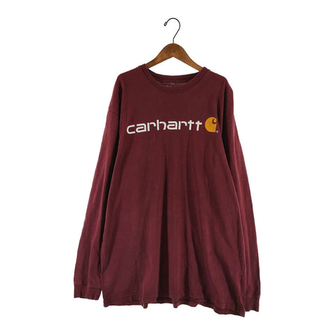 Carhartt win long tee