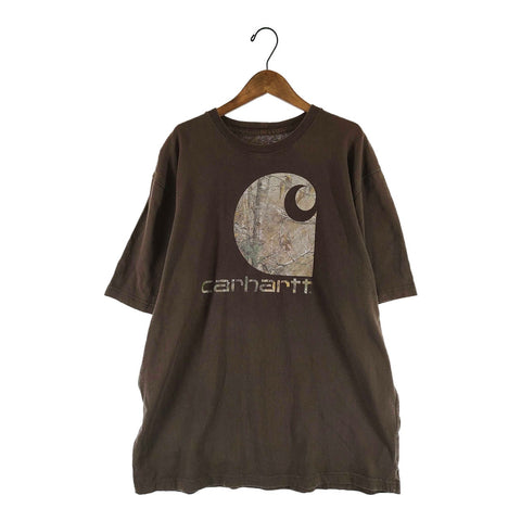 Carhartt brown tee