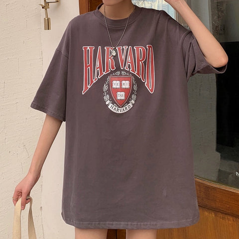Harvard big logo T【select】