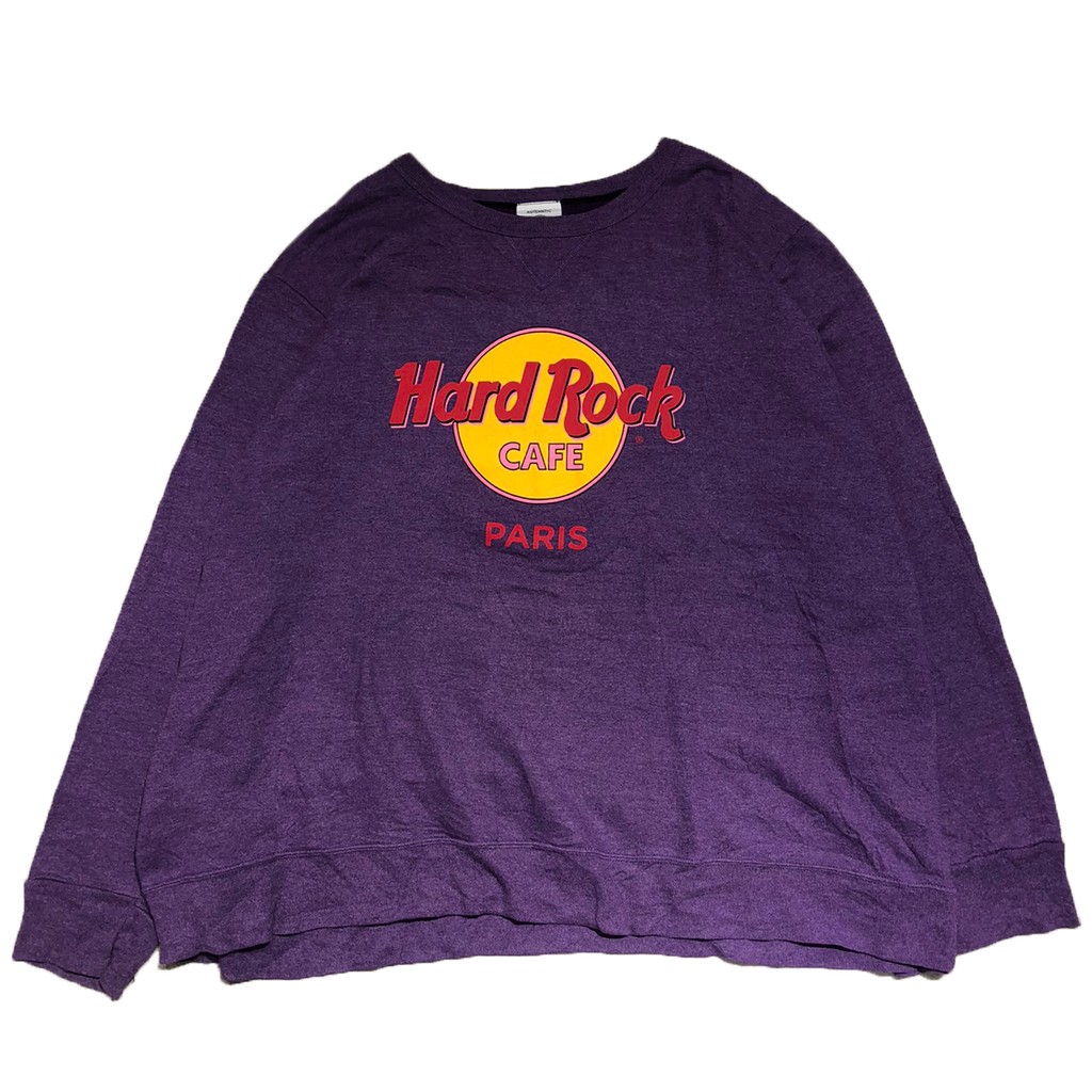 HardRock purple sweat【used】
