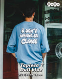 [7/12(Sun)21:00- ]Tapioca original body T (dull blue)【original】