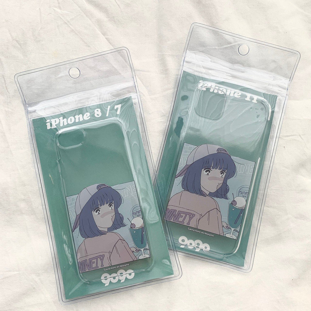 [POP-UP&online 限定販売] 9090 Original Smart-Phone Case【original】