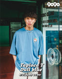 [8/2(sun)21:00- 受注生産]Tapioca original body T (dull blue)【original】