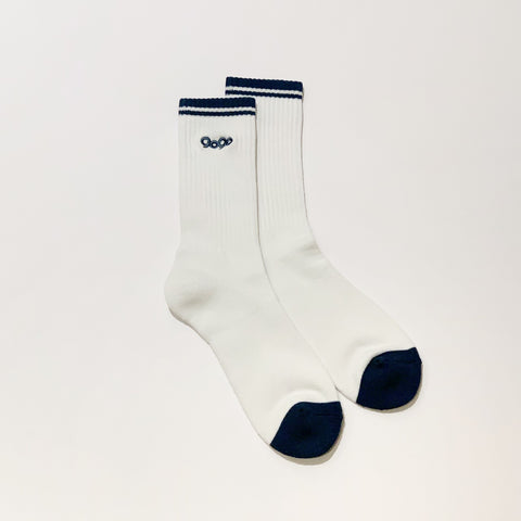 [10/3(sat)21:00~]  9090 logo sox (navy)【original】