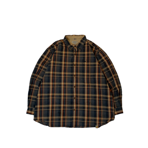 carhartt Check  Shirt【used】