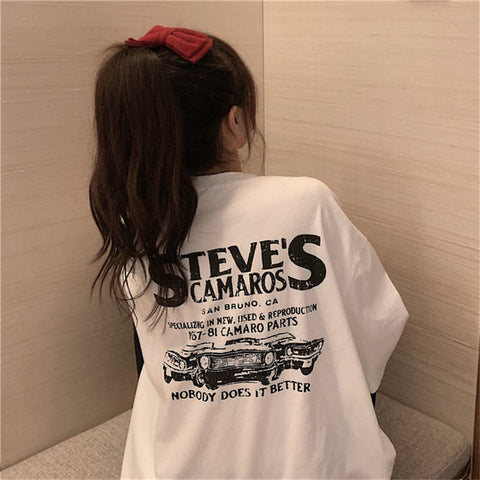 Steves back T【select】