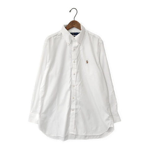 Ralph Lauren white shirt【used】