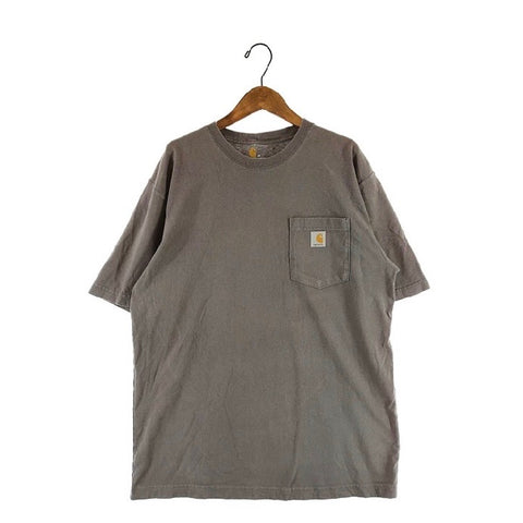 Carhartt charcoal T【used】