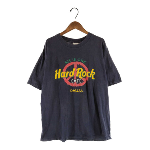 Hard rock T(Dallas)【used】