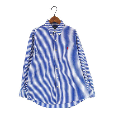 Ralph Lauren stripe shirt 【used】