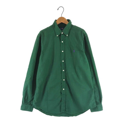 Ralph Lauren green shirt 【used】