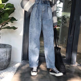High weight denim pants【select】