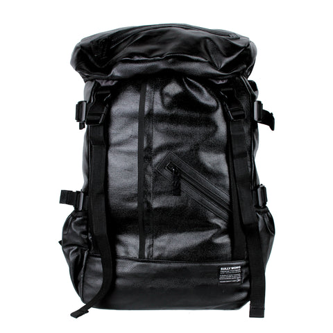 All Black Everything Backpack