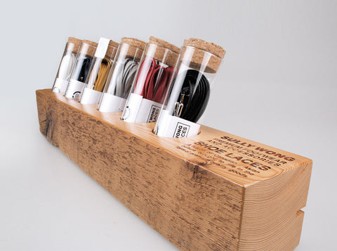 Premium Wood Display