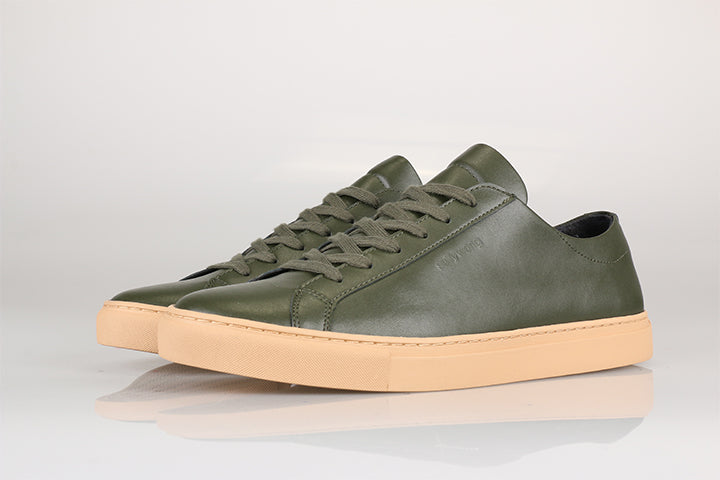 Low Classic - Safari Green - size 10us