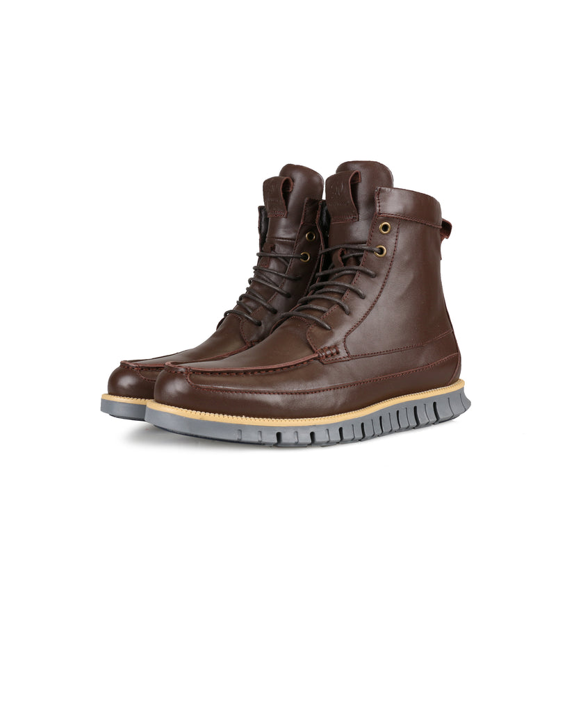 Trekkur Boot (Brown)