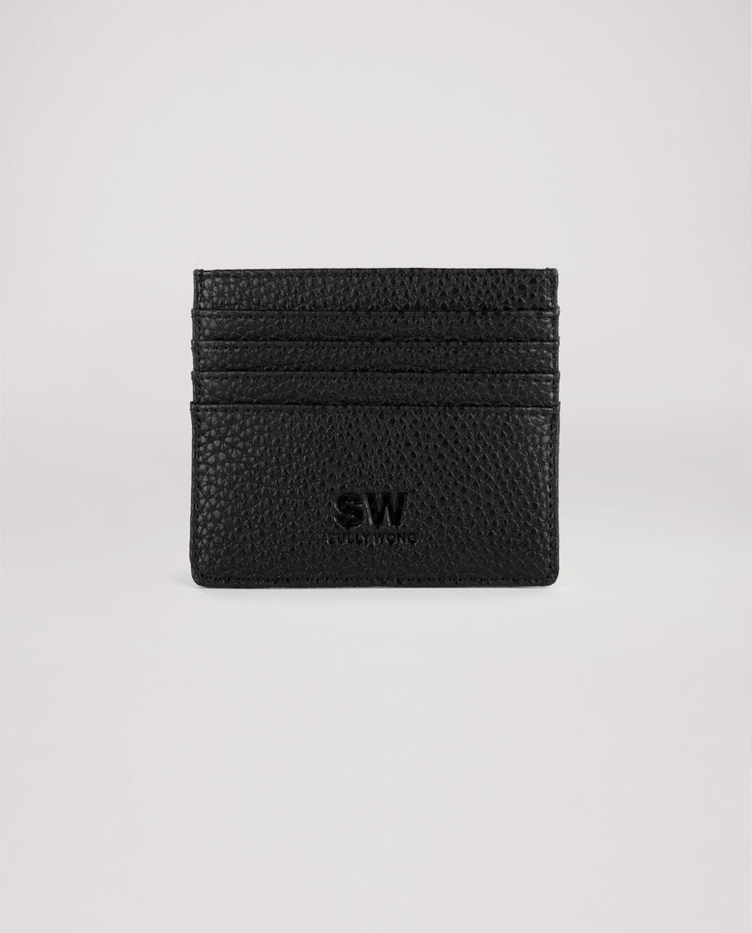 SW VEGAN LEATHER 9 SLOT WALLET