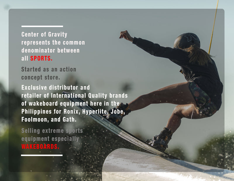 Wakeboarding and Wakeparks in the Philippines