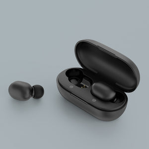 True wireless bluetooth headset