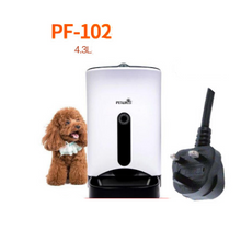 Load image into Gallery viewer, Automatic Pet Feeder for Cats and Puppies Smart Food Dispenser