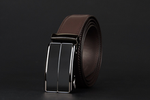 Load image into Gallery viewer, Male pin buckle belt