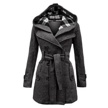 Load image into Gallery viewer, WOMEN'S WINTER COAT