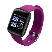Load image into Gallery viewer, Smart Watch Bluetooth 4.2 Heart Rate Oxygen Blood Pressure Bracelet Sport Fitness Tracker IP67 Waterproof Smartwatch