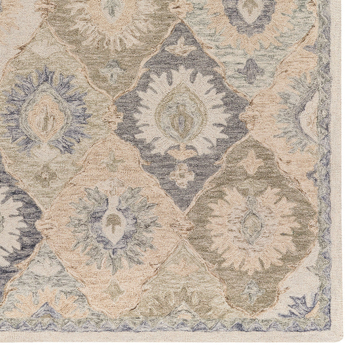 Avanti-Panel Greystone Hand Tufted Rugs