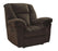 Power Recliner, Chocolate