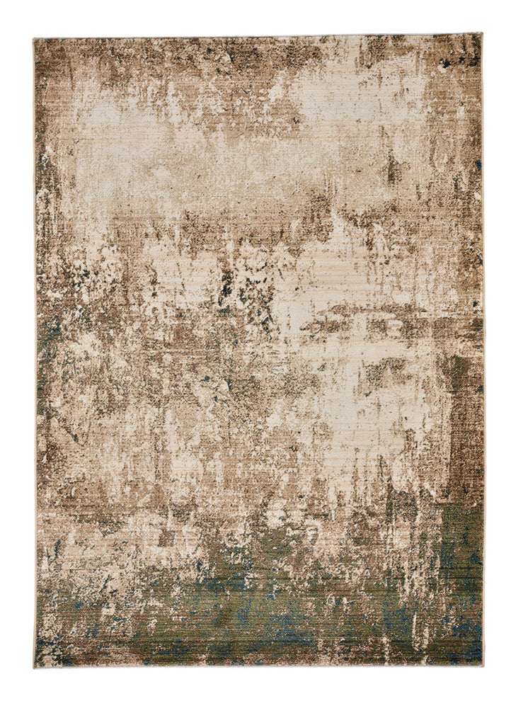 Landis-Abstract Stone Multi Machine Woven Rugs
