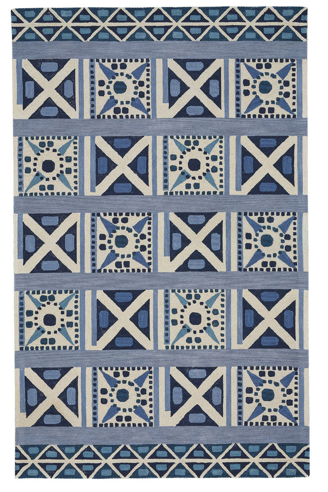 Clayton Bluebell Hand Tufted Rugs
