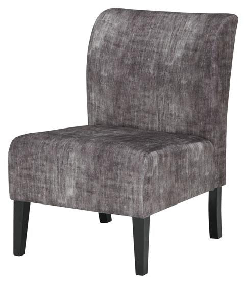 Accent Chair, Charcoal