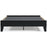 Queen Platform Bed, Black