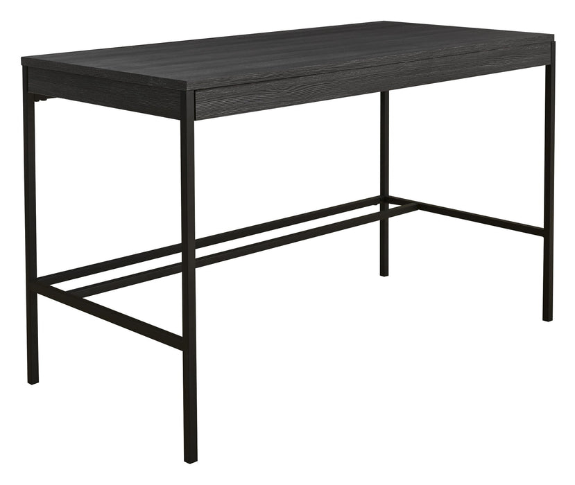 Home Office Desk, Black