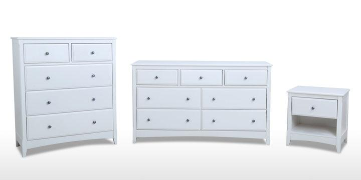Spices Secrets II Cases Chest, Dresser & Nightstand