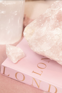 GHOST Home Rose Quartz Diffuser