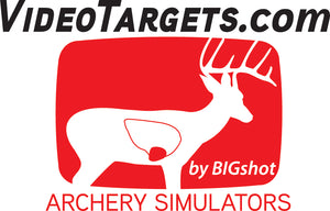 Archery Target Simulators and Archery Walls