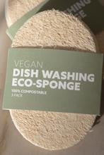Biodegradable Eco-Sponges (3 Pack)