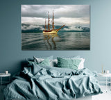 Sailing Ship in Norway