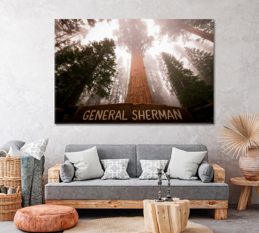 General Sherman Tree California
