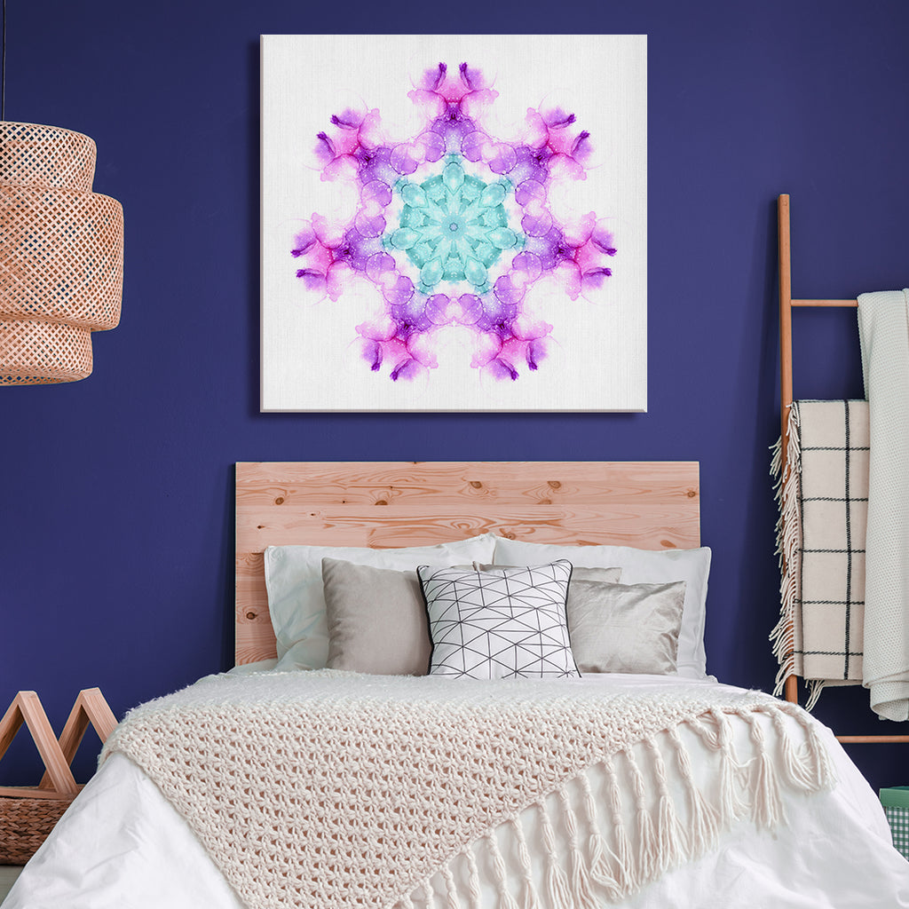 Abstract Kaleidoscope Pattern