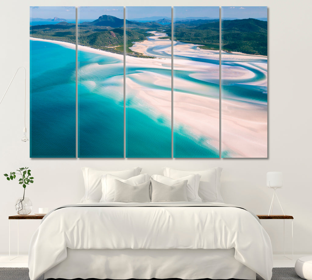 Whitehaven Beach Whitsundays Islands