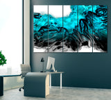 Marble Abstract Acrylic Pattern