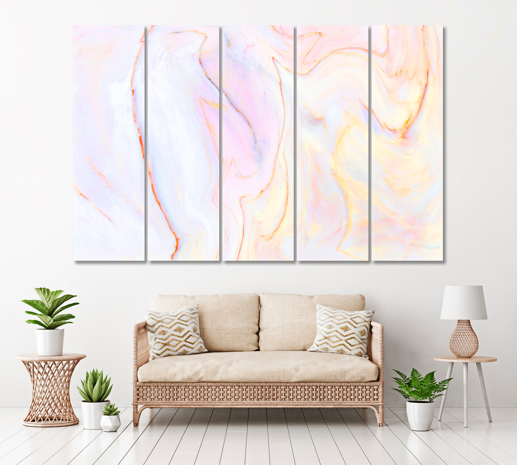 Abstract Marble Pattern