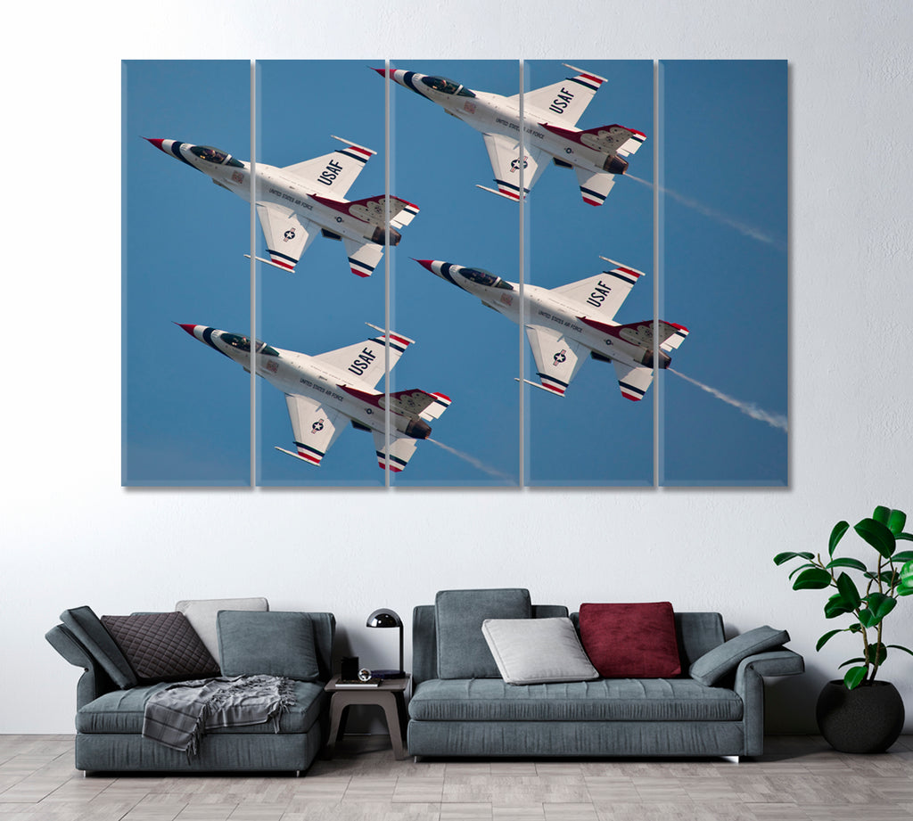 F-16 Fighting Falcon Jets
