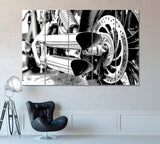 American Chopper Motorcycle