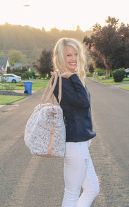 VAIL SHERPA WEEKENDER-Accessories-MODE-Couture-Boutique-Womens-Clothing